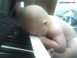 Piano Man - Naps Happen